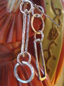 Earrings, Kate McKinnon, 2012