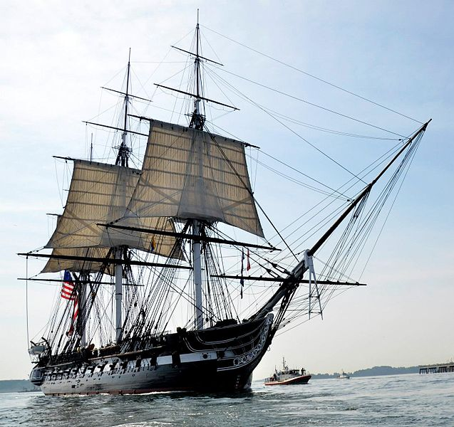 USS_Constitution_underway,_August_19,_2012_by_Castle_Island_cropped
