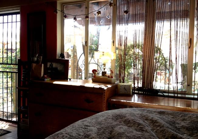 waking up sunny