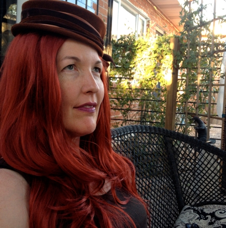 Kate Hat Red Web