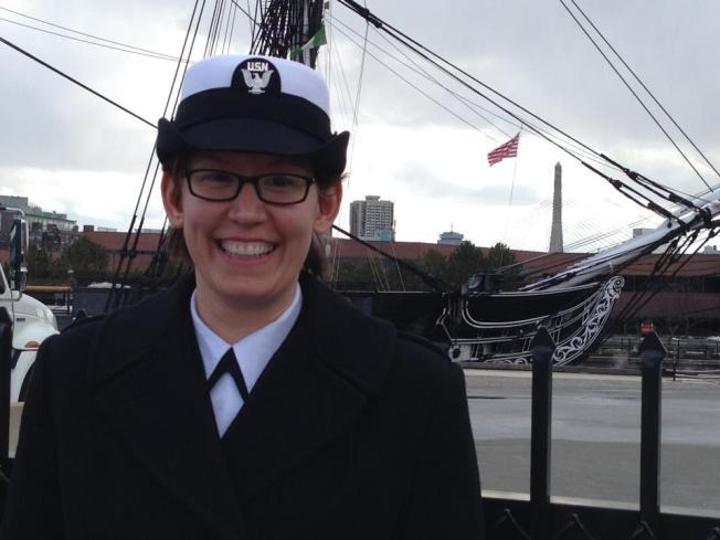 Sailor Bri in Boston