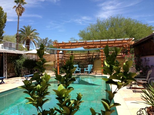 Cooper Pool May 2013