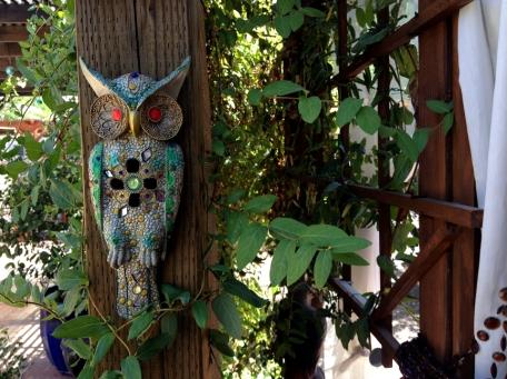 Sparkly Owl
