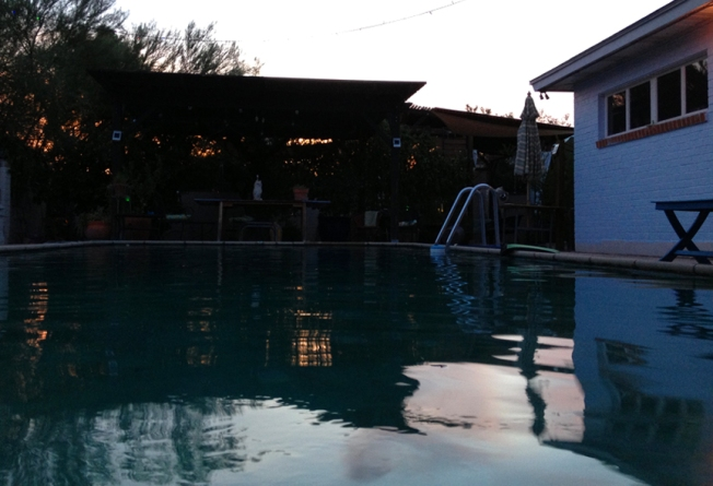 Sunset Pool II