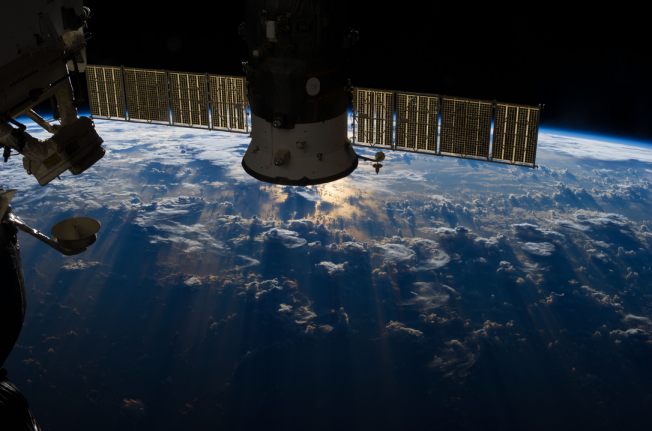 Terra from the ISS