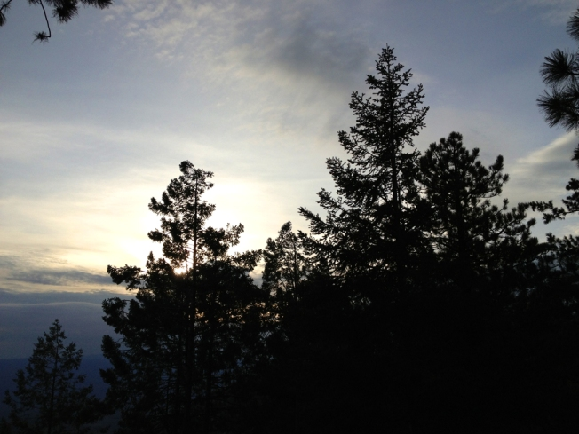 Mt Lemmon sunrise