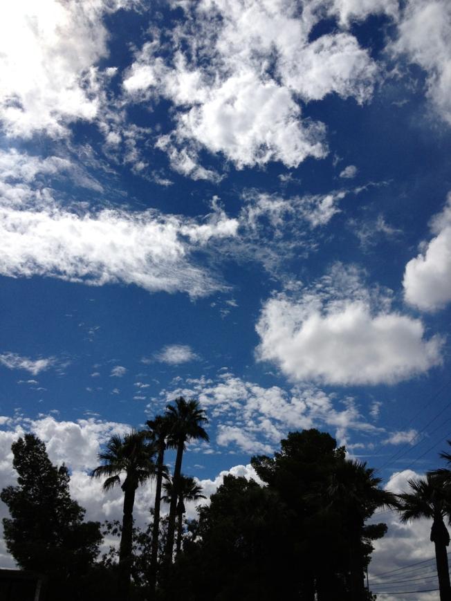 Amazing Tucson skies