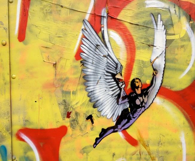 Barcelona angel 2