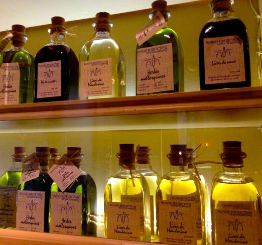 Benedictine Monk-Made Liqueurs