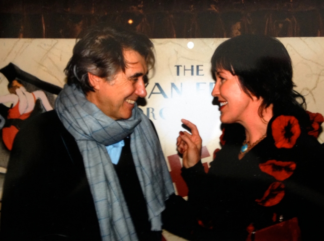 Bryan Ferry and Kate
