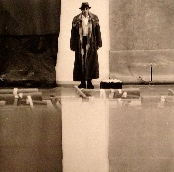 Joseph Beuys in the Tate Modern