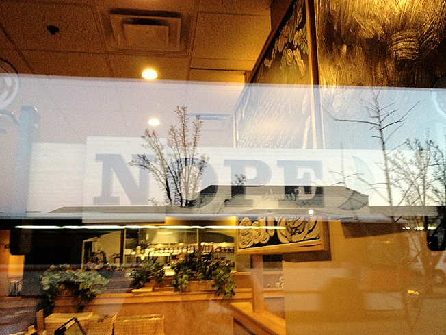 Nope and Open