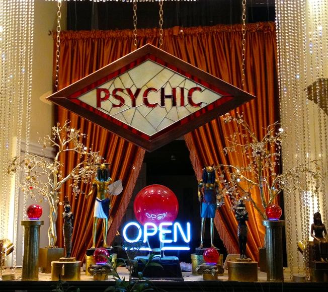 psychic boston