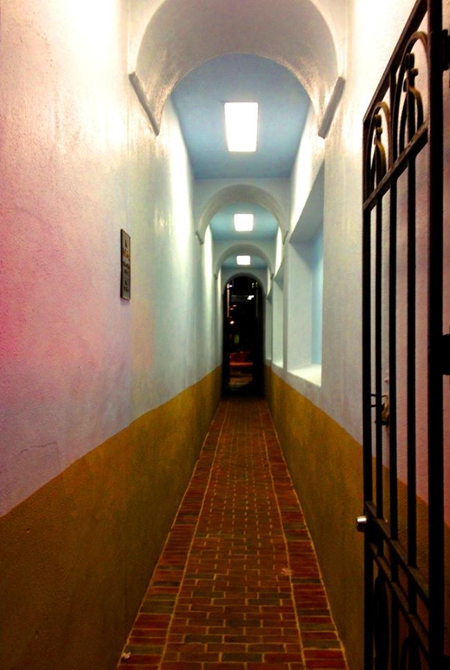 recursive hallway