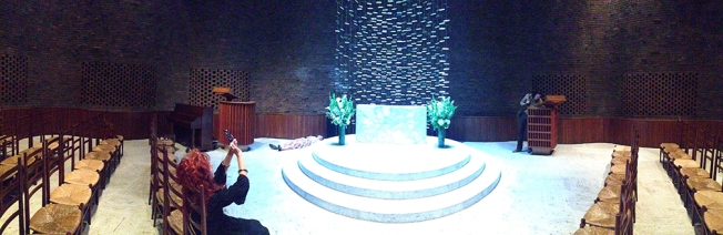 Ryan Pano of chapel web