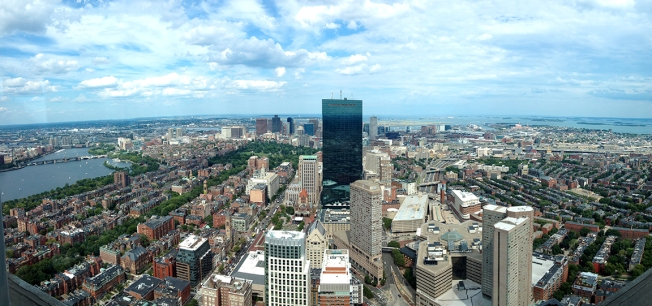 Up on the Pru