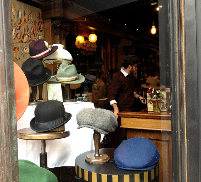cambridge hat shop