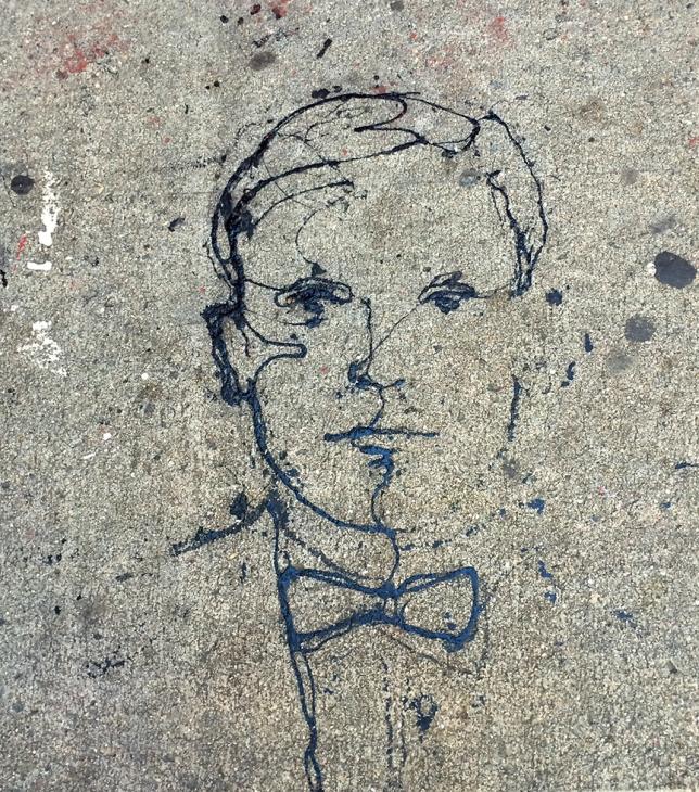 street portrait NYC