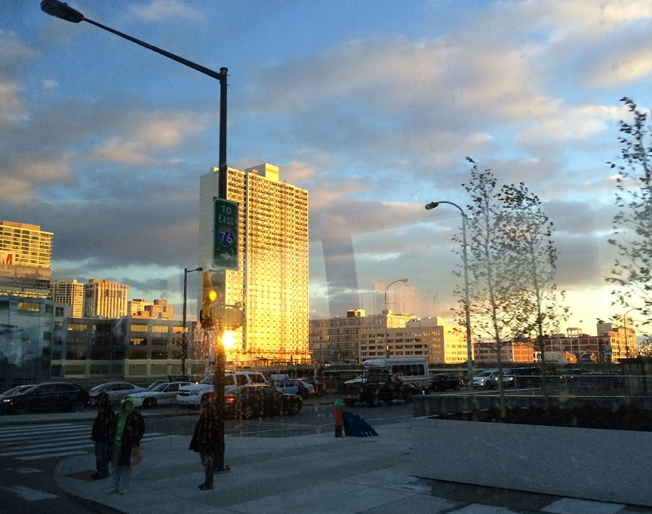 Philly twilight 1