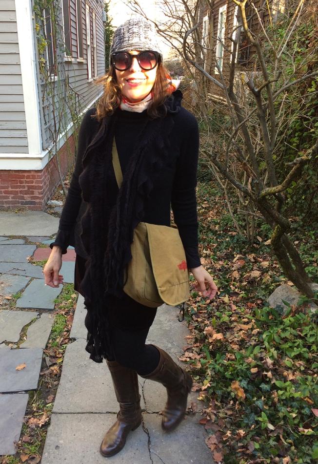 Kate on Franklin