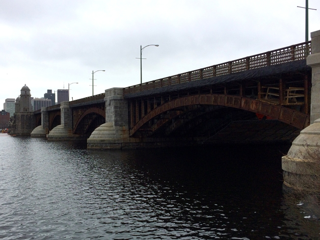 longfellow bridge dec 22