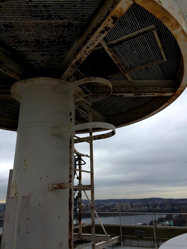 Radar ball platform