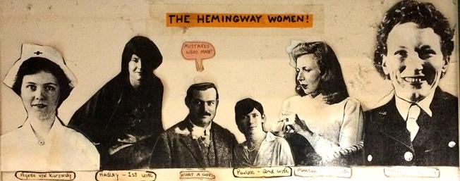 Hemingway women