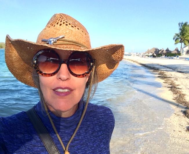 Kate at Sunset Key