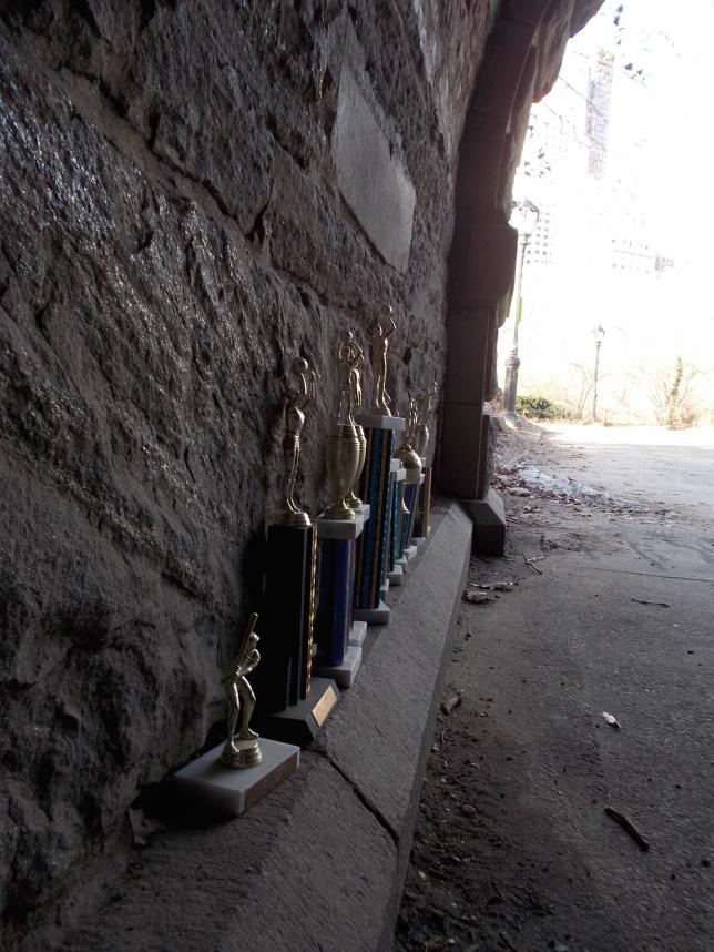 NYC trophy wall