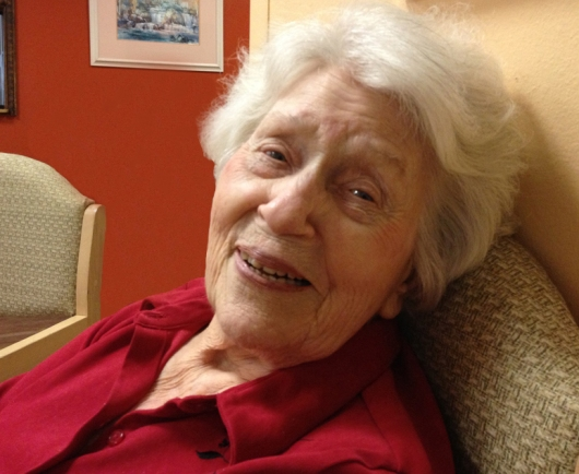 Grandma Dena at 100