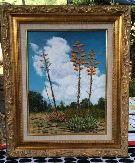 century plant, grandma Dena